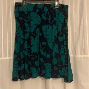 Circle Skirt. LOFT size m